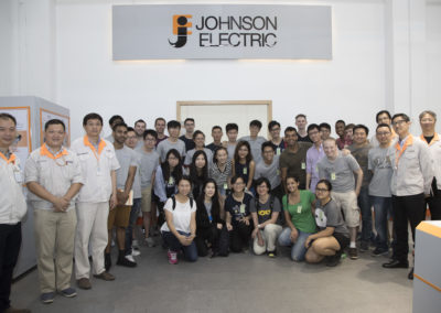 Johnson Electric-group